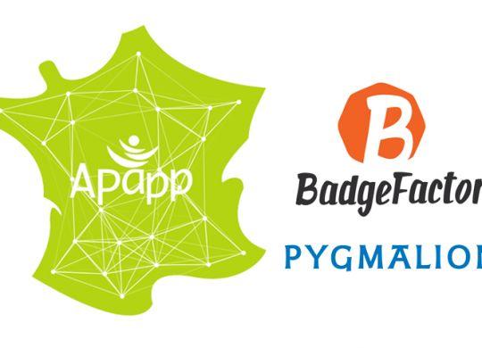 Apapp-badgefactor-pygmalion-digital-badge-numerique-2018